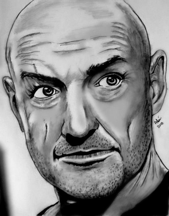 Terry O'Quinn by Adan